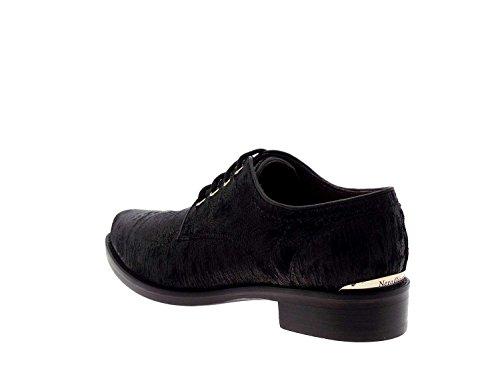 Nero A616161d bajo Zapato Giardini Negro Mujer qaw8qr