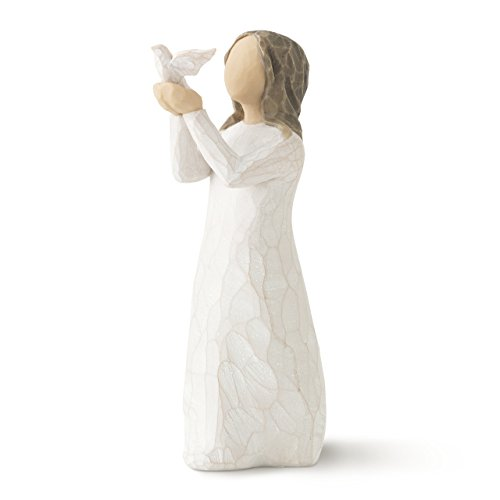 - Willow Tree Soar Hand Painted Sculpture Figure