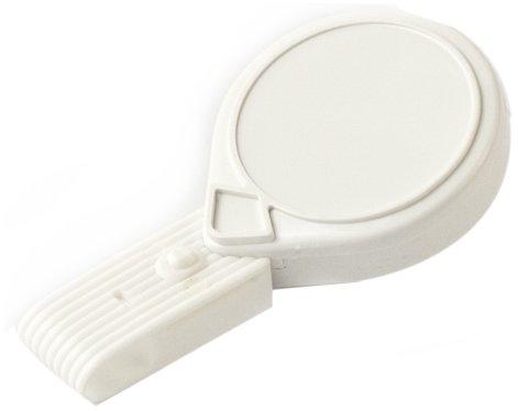 Key-Bak Mini-Bak Retractable Reel with 36-Inch Nylon Cord, Swivel Bulldog Clip and Twist-Free ID Strap