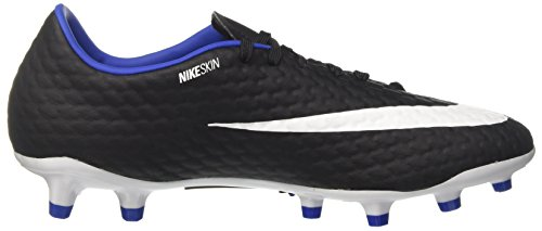 Black White FG Royal Phelon Noir Grey game Nike de Chaussures Football Hypervenom III dark Homme CqvTz