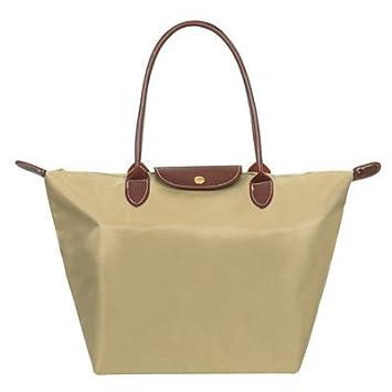 0c1a918770da Buy We Buy In 2018 New Fashion Women Bags Famous Brands Handbags Beach Bags  Casual Leather Nylon Waterproof Tote Bags Bolsas Feminina Khaki L Online at  Low ...