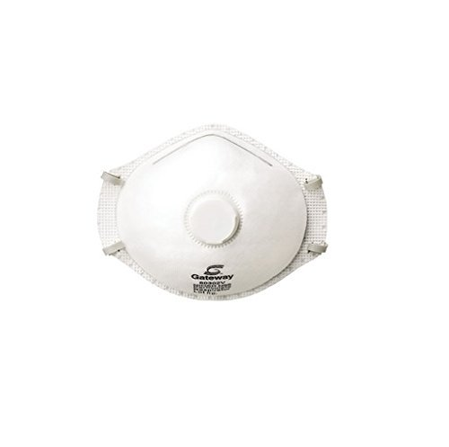 Gateway Safety 80402V TruAir Plus Vented N99 Particulate Respirator (Box of 10)