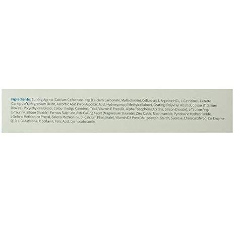 Amazon.com: BabyStart fertilman Fertilidad Vitaminas para ...