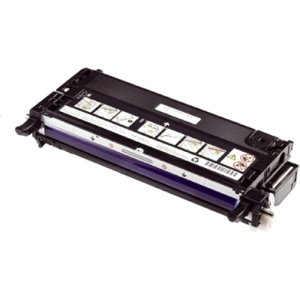Original Dell 330-1198 Black Toner Cartridge for 3130cn/ 3130cnd Color Laser Printer