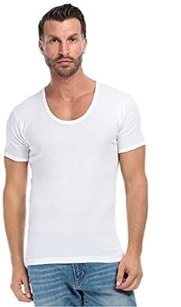 Mark-On T-Shirt For Men - S, White