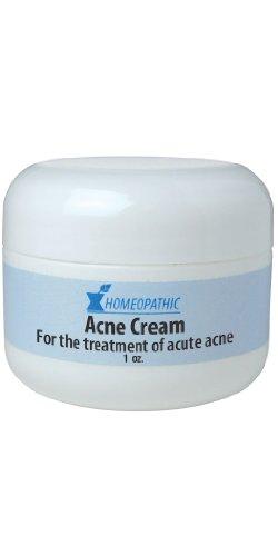 Botanic Choice Homeopathic Acne Cream, 0.1550 Pound
