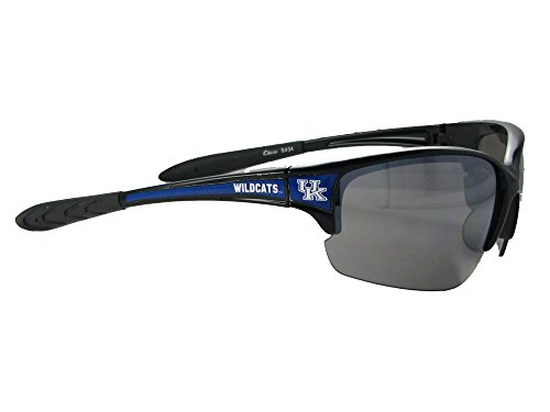 Kentucky Wildcats UK Black Blue Elite Mens Sunglasses - Sunglasses Uk Men