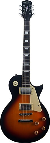 Oscar Schmidt OE20TS-A-U Electric Guitar - Tobacco Sunburst