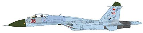 ホビーマスター 1/72 Su-27 フランカーB型 ソビエト連邦防空軍 1987 完成品