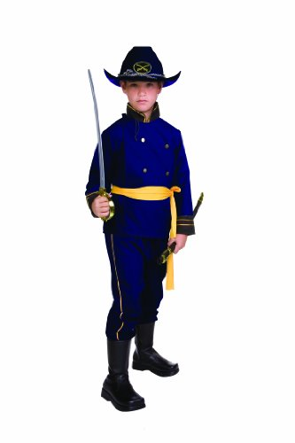 RG Costumes Union Officer, Child Large/Size 12-14]()