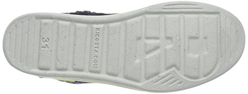 Ricosta Janno Jungen Hohe Sneakers Blau (nautic 173)