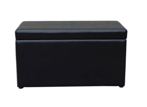 Better Homes and Gardens 30 Inch Hinged Storage Ottoman by Better Homes and Gardens