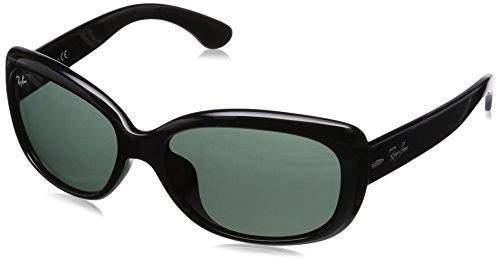Ray-Ban Sunglasses - RB4101F Jackie Ohh / Frame: Black Lens: - Rayban Jackie