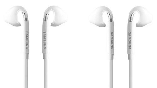 3.5mm Premium Sound/ Stereo Earbud Headphones (Pack of 2)