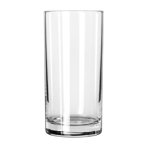 Libbey 161 Heavy Base 10.25 Ounce Hi-Ball Glass - 48 / CS