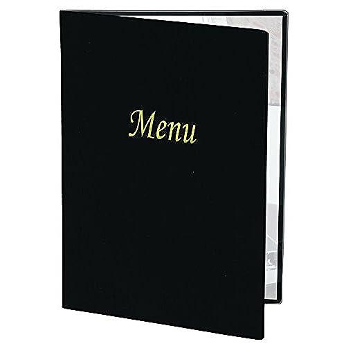 restaurant menu covers amazon com