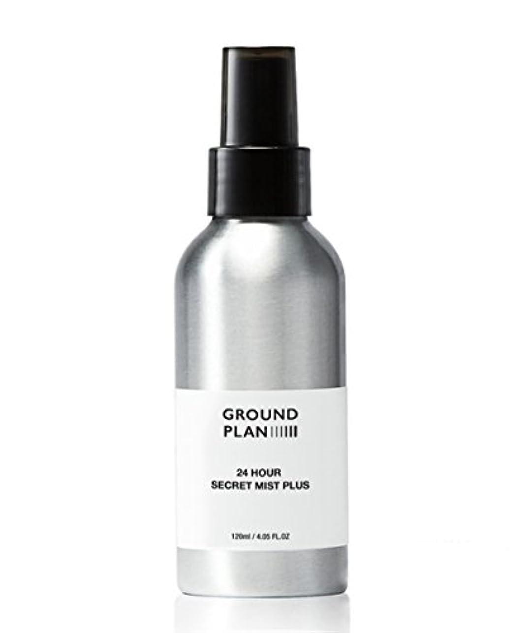 旧正月ラボ類似性[グラウンド?プラン] 24Hour 秘密 スキンミスト Plus Ground plan 24 Hour Secret Skin Mist Plus [海外直送品] (120ml)