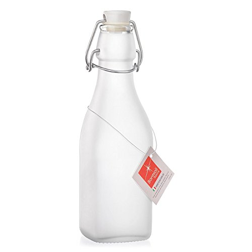 bormioli-rocco-swing-bottle-frosted-glass-17-ounce-set-of-6