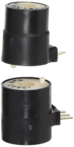 Whirlpool 279834 Valve Coil for Dryer, black