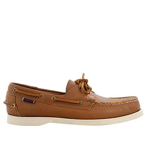 Sebago Men's Dockside Portland Brown/Tan 11 W ()