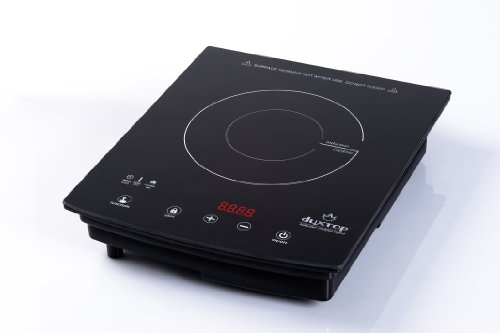 DUXTOP 1800-Watt Portable Sensor Touch Induction Cooktop Countertop Burner 8300ST in the UAE ...