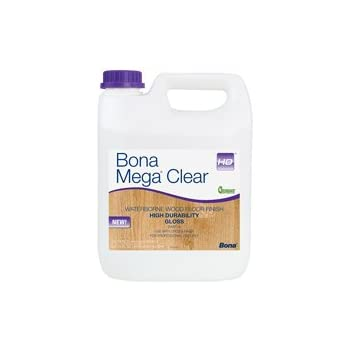 Bona Finish - Mega HD Clear Satin