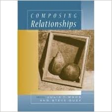 Book Composing Relationships: Communication in Everyday Life (with InfoTrac) (Wadsworth Series in Communication Studies) 1st (first) edition