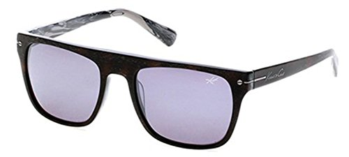 Sunglasses Kenneth Cole New York KC 7194 KC7194 65D horn/other / smoke - Sunglasses Cole Kenneth
