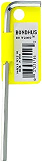 """product image for Bondhus 26105 3/32"""" BriteGuard Plated Hex L-Wrench - Long Bulk"""