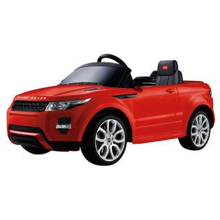 pink range rover power wheel - 6