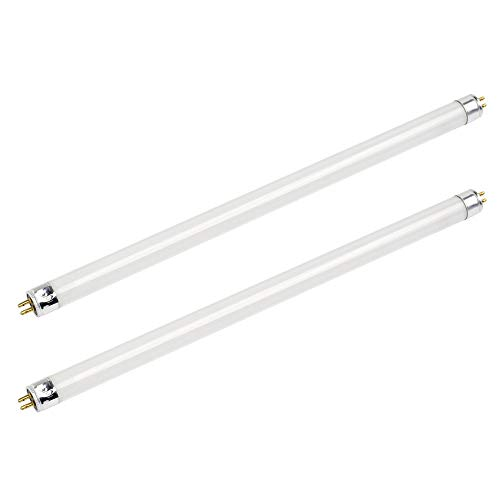 ((Pack of 2) F13T5/CW 13-Watt T5 Fluorescent Cool White 4100K Super Long Life)