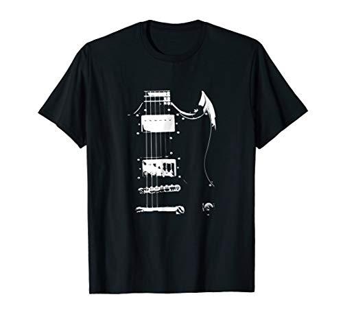 Alnico Humbuckers Electric Guitar Band T-Shirt (Rhythm Humbucker)