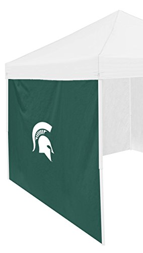 State Tailgating Tent (NCAA Michigan State Wolverines Side Panel for Tent/Tailgating Canopy)