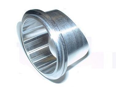 Torque Solution Stainless Steel Blow Off Valve Flange: Tial 50mm, Q & Q-R by Torque Solution