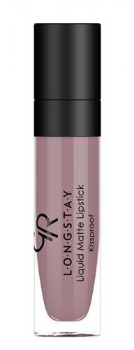 7 opinioni per GOLDEN ROSE Longstay Liquid Matte Lipstick- COLOR 10