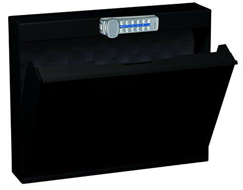 Bretford Wall Mount - Datum Storage LTL-2C-T25 Intellerum Laptop Locker with Digital Lock, Black