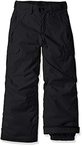 686 Boys' Infinity Cargo Insulated Waterproof Ski/Snowboard Pant| Black - M