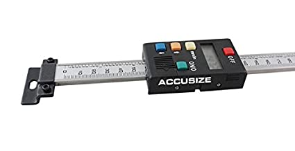 Abve-0006 Accusize Industrial Tools 0-6//0-150 mm by 0.0005//0.01 mm Vertical Electronic Digital Dro Scale Unit
