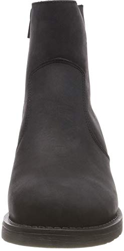 Pavement Kelly Bottines black 020 Wool Femme 020 Noir HUHfwq