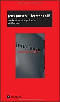 Book Jens Jansen - Letzter Fall?
