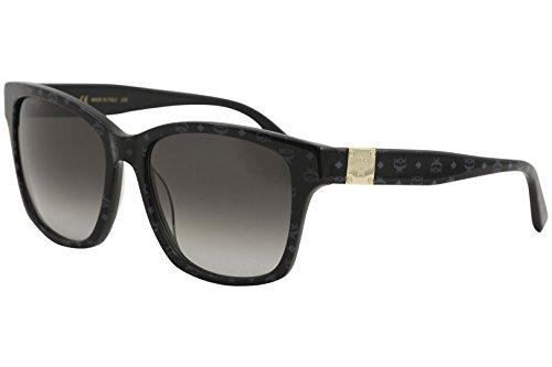 MCM Women's Visetos Sunglasses, Black/Grey, One - Mcm Frame Glasses