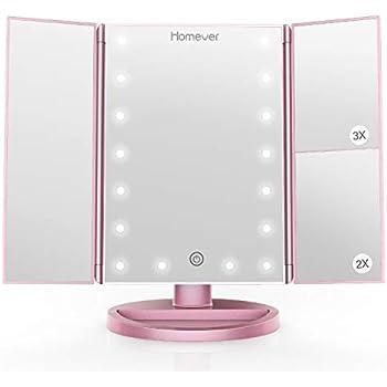 Amazon Com Koolorbs Makeup Mirror With Lights 21 Led
