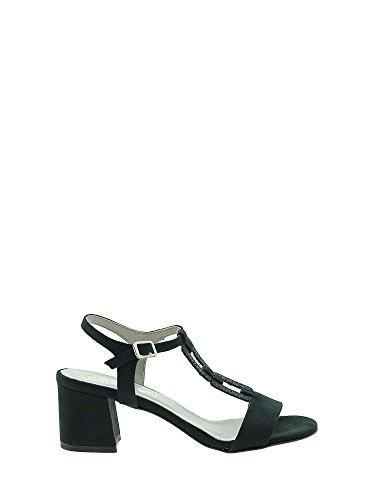 Cinzia Soft IAB8030 High Heeled Sandals Women Black lpvuPqvg