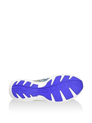 Fornarina PEFUP9541WVA1200 Chaussures lacets Femmes Bleu Roi Vyae9zn