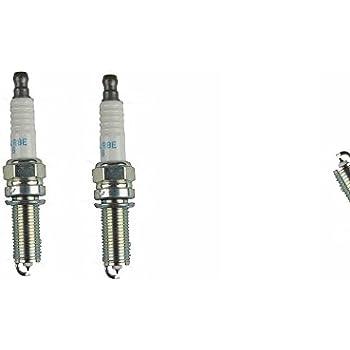 Set of 2 Mitsubishi Lancer Spark Plug NGK Laser Iridium ILKR8E6