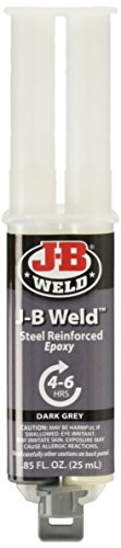 J-B WELD 50165 25ml Epoxy Syringe - Jb Cold Weld