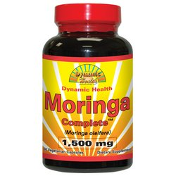 Cheap DYNAMIC HEALTH MORINGA COMPLETE, 1,500MG, 60 CAP