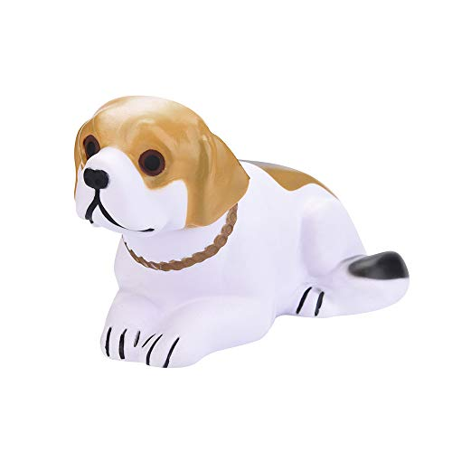 Price comparison product image FIN86 Squishy Toys for Kids , Squeeze Cute Kneeling Dog Toys ,Lovely Stress Relief Toy Nice Gift Idea for Children Mind Relax Pressure Release Toy Home Decor (E)
