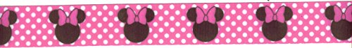 Grosgrain Printed Disney Minnie Mouse Ribbon - 3 -