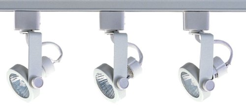 Royal Pacific 7956WH 3-Light Track Pack, 4-Feet, White